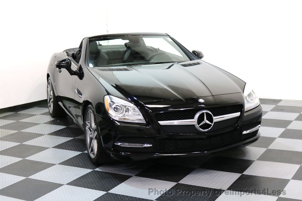 2015 Mercedes-Benz SLK CERTIFIED SLK250 6 SPEED MANUAL TRANS PANO NAVI - 17308034 - 28