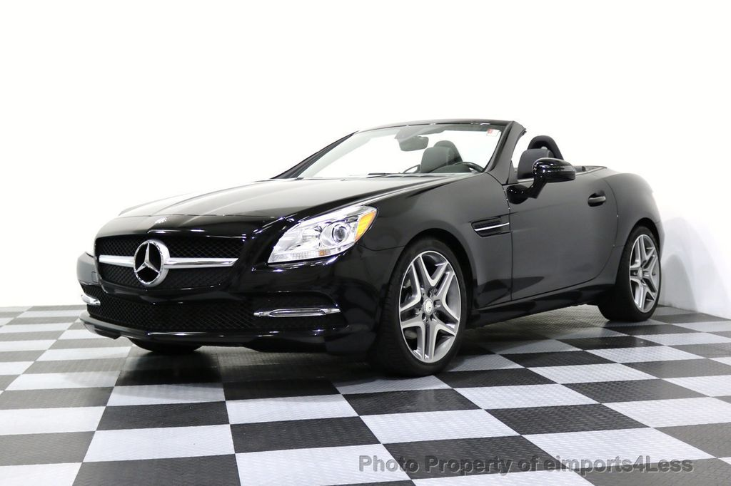 2015 Mercedes-Benz SLK CERTIFIED SLK250 6 SPEED MANUAL TRANS PANO NAVI - 17308034 - 44