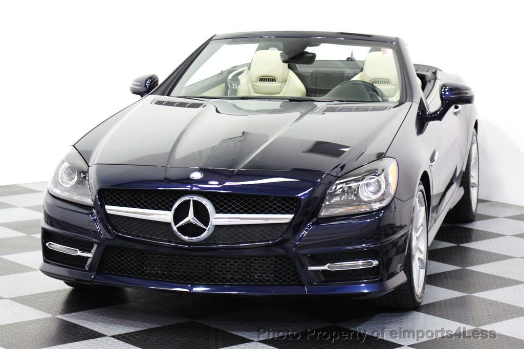 2015 used mercedes benz certified slk250 amg sport for Approved mercedes benz used cars