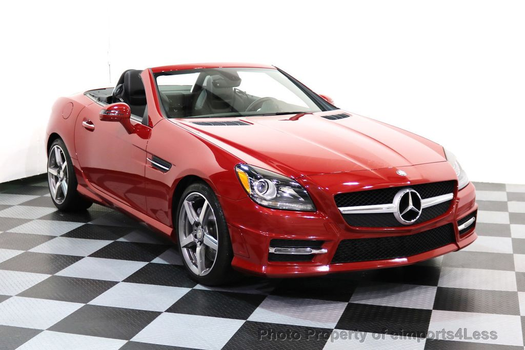 2015 Mercedes-Benz SLK CERTIFIED SLK250 AMG SPORT PACKAGE NAVIGATION - 17057504 - 15