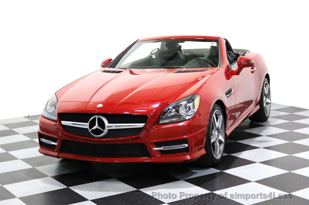 2015 Mercedes-Benz SLK CERTIFIED SLK250 AMG SPORT PACKAGE NAVIGATION - 17057504 - 28