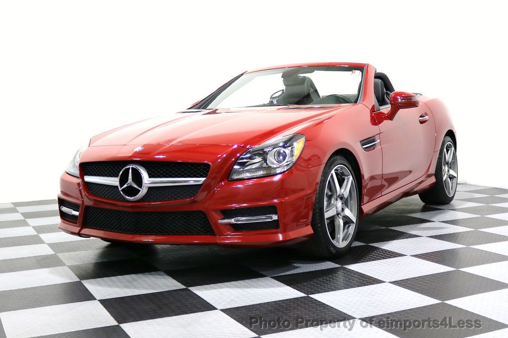 2015 Mercedes-Benz SLK CERTIFIED SLK250 AMG SPORT PACKAGE NAVIGATION - 17057504 - 43
