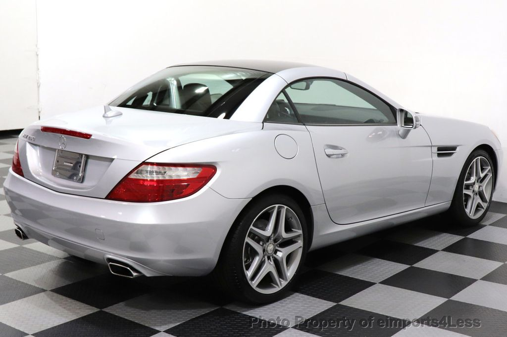 2015 Mercedes-Benz SLK CERTIFIED SLK250 ROADSTER 6 SPEED MANUAL TRANSMISSION - 17160374 - 16