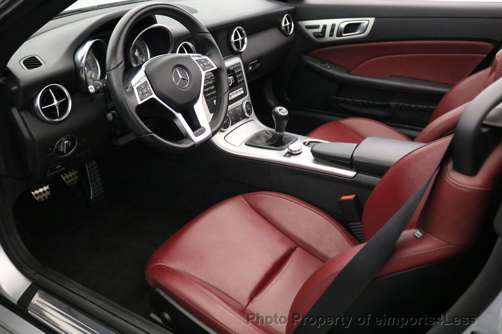 2015 Mercedes-Benz SLK CERTIFIED SLK250 ROADSTER 6 SPEED MANUAL TRANSMISSION - 17160374 - 17