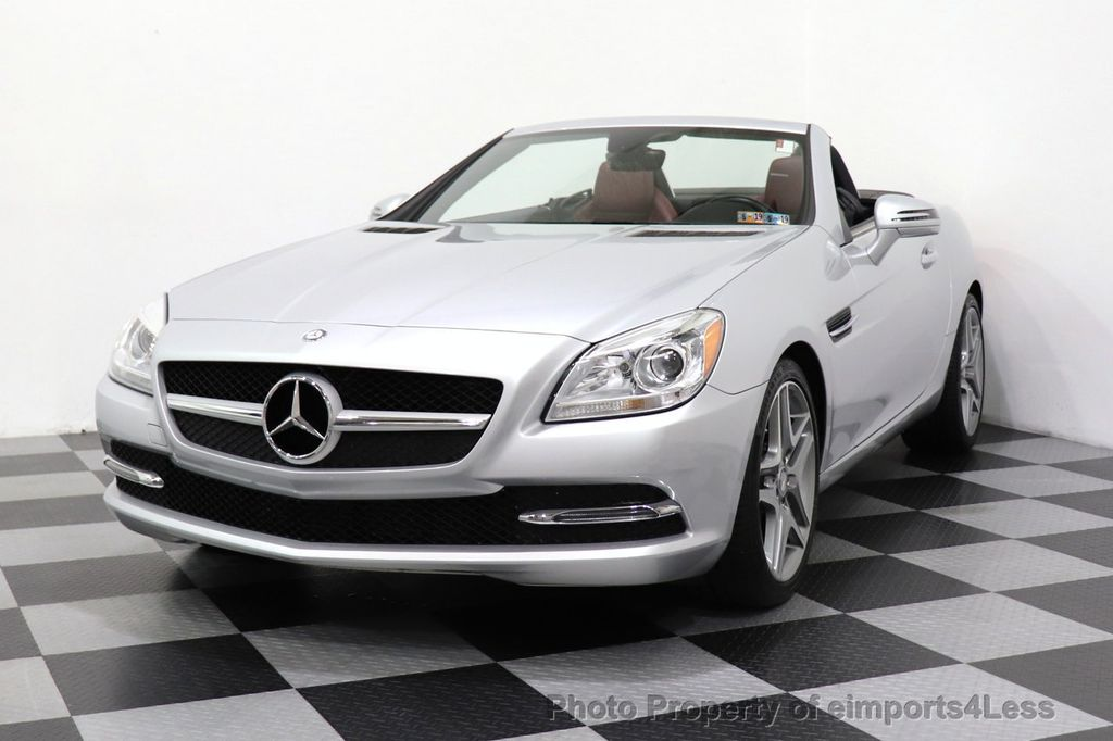 2015 Mercedes-Benz SLK CERTIFIED SLK250 ROADSTER 6 SPEED MANUAL TRANSMISSION - 17160374 - 24