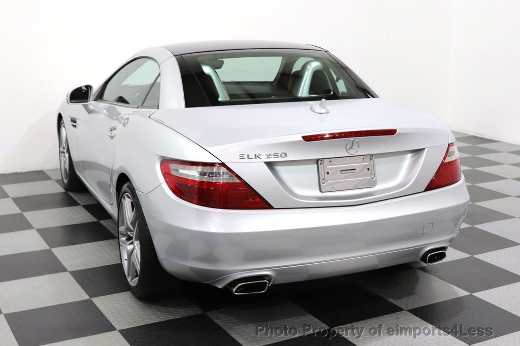 2015 Mercedes-Benz SLK CERTIFIED SLK250 ROADSTER 6 SPEED MANUAL TRANSMISSION - 17160374 - 2