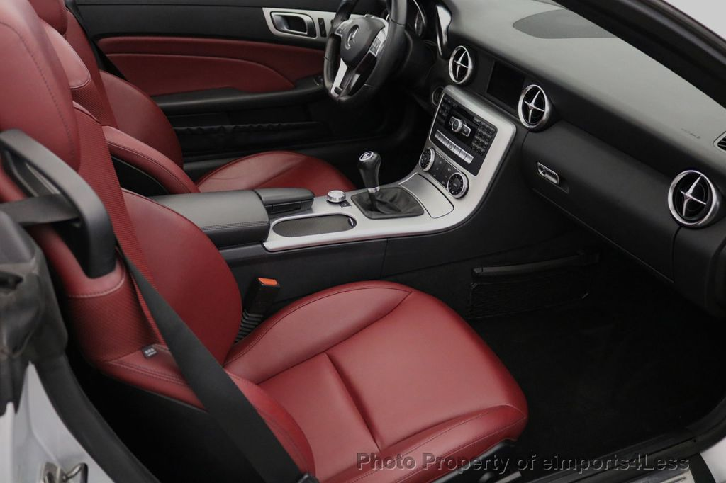2015 Mercedes-Benz SLK CERTIFIED SLK250 ROADSTER 6 SPEED MANUAL TRANSMISSION - 17160374 - 5