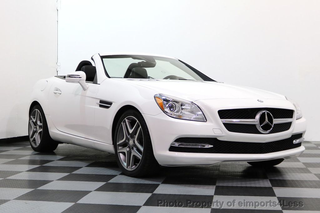 2015 Mercedes-Benz SLK CERTIFIED SLK250 ROADSTER HK AUDIO NAVIGATION - 17160373 - 22