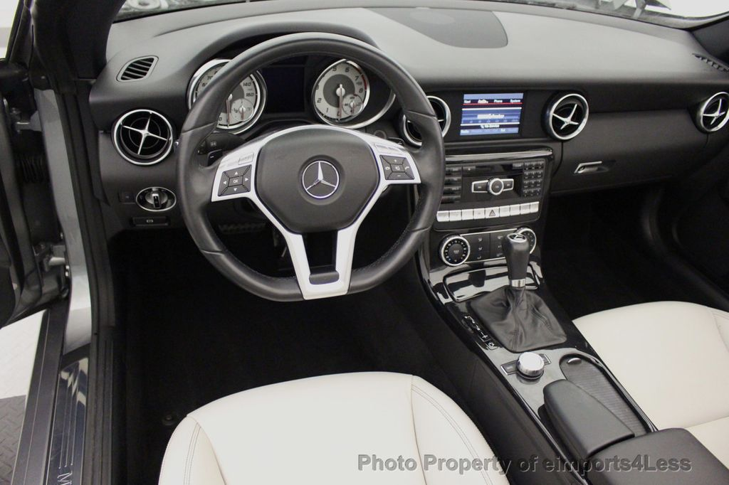 2015 Mercedes-Benz SLK CERTIFIED SLK350 AMG Sport Package HK NAVI - 17395821 - 34