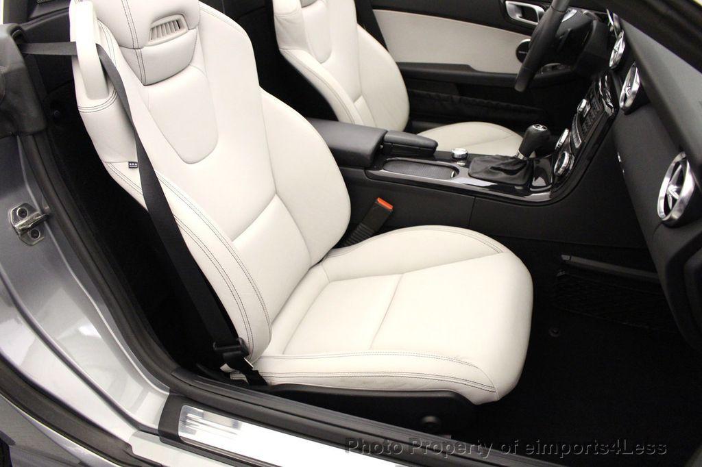 2015 Mercedes-Benz SLK CERTIFIED SLK350 AMG Sport Package HK NAVI - 17395821 - 37