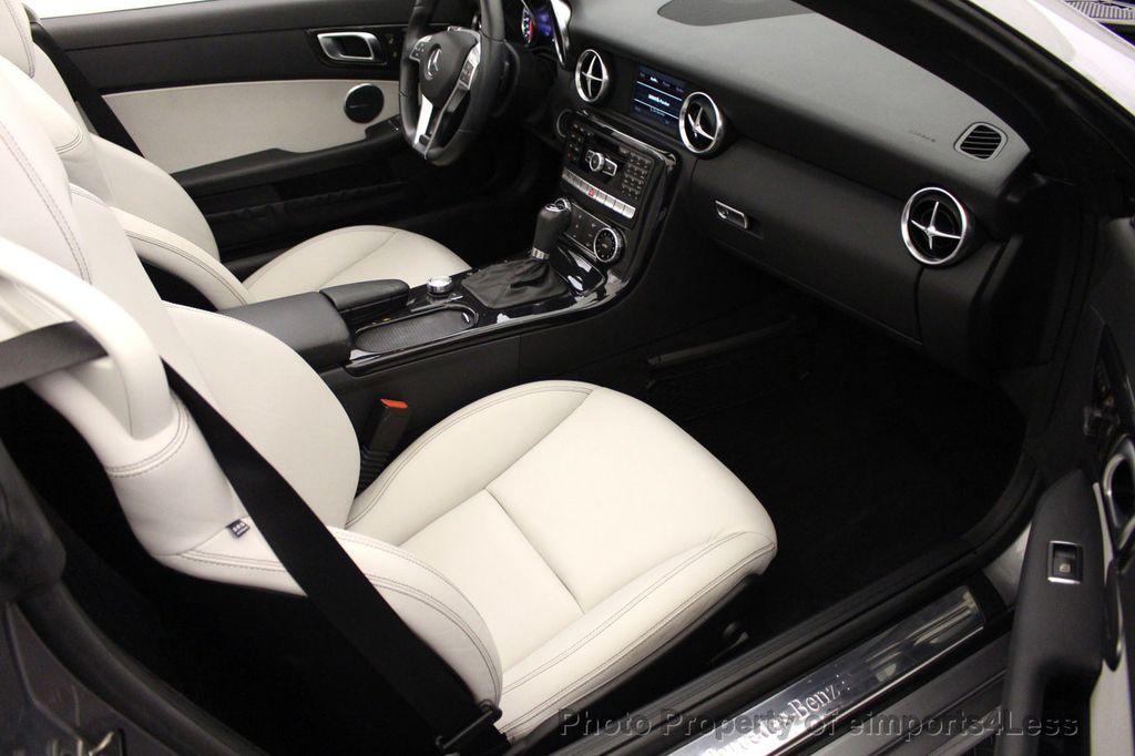2015 Mercedes-Benz SLK CERTIFIED SLK350 AMG Sport Package HK NAVI - 17395821 - 39