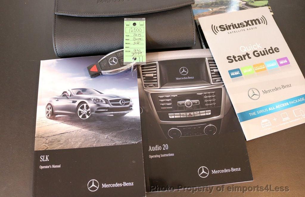 2015 Mercedes-Benz SLK CERTIFIED SLK350 AMG Sport Package HK NAVI - 17395821 - 40