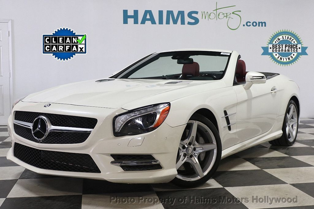 2015 Mercedes-Benz SL-Class BEST PRICE AROUND - 17970655 - 0