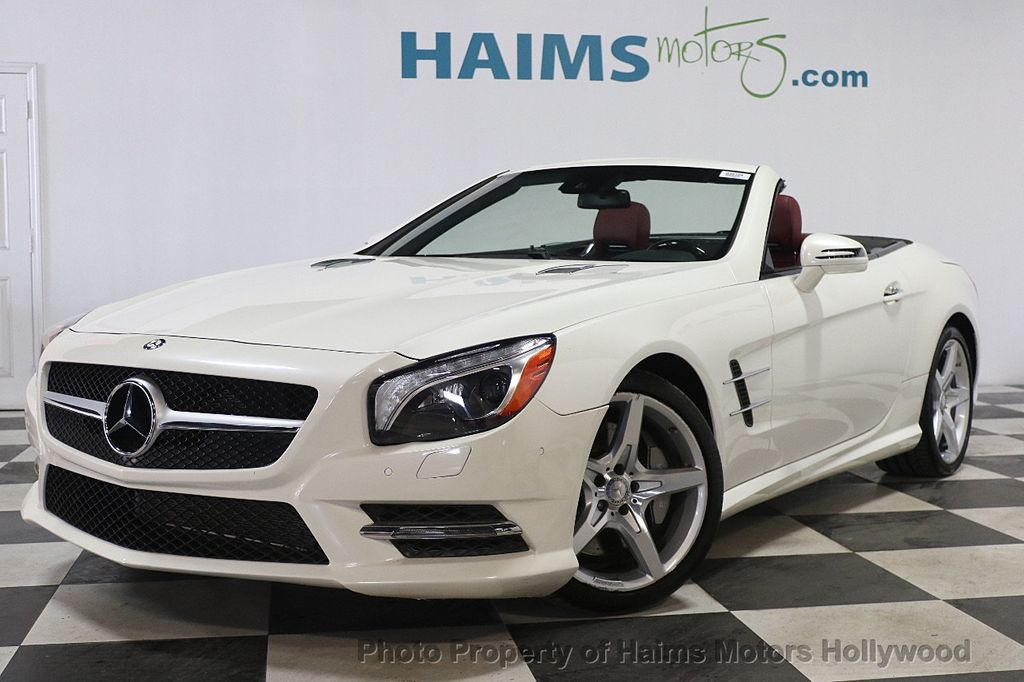 2015 Mercedes-Benz SL-Class BEST PRICE AROUND - 17970655 - 1