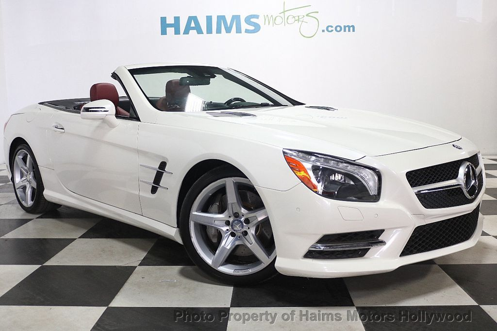 2015 Mercedes-Benz SL-Class BEST PRICE AROUND - 17970655 - 3