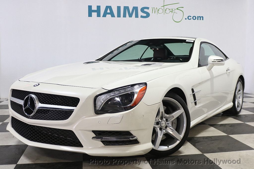 2015 Mercedes-Benz SL-Class BEST PRICE AROUND - 17970655 - 7