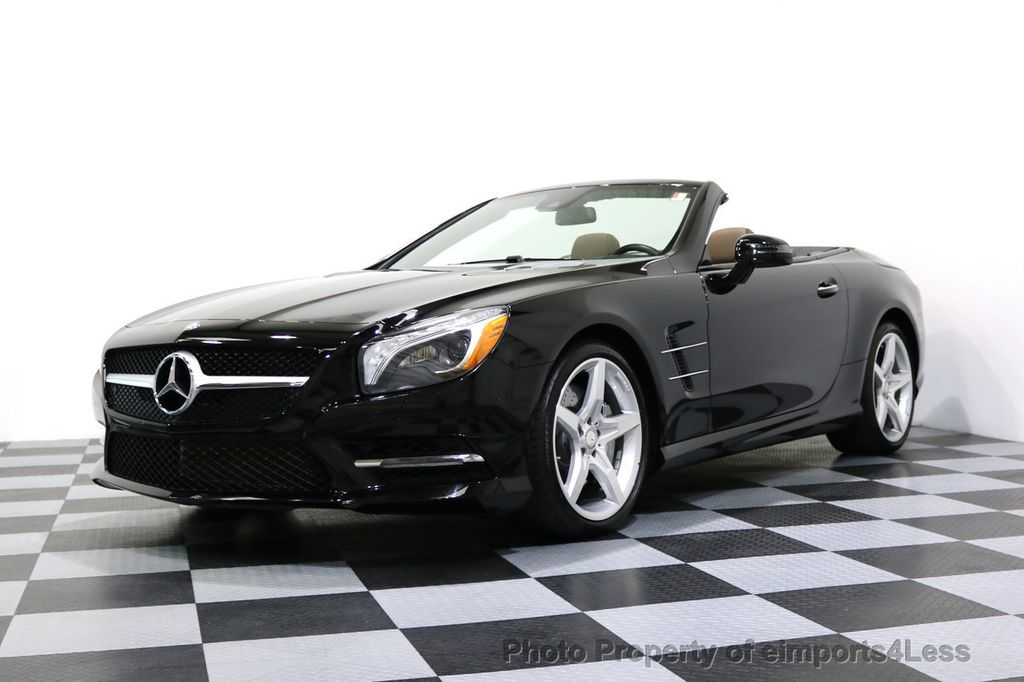 2015 Mercedes-Benz SL-Class CERTIFIED SL400 AMG Sport Package  - 17270738 - 12