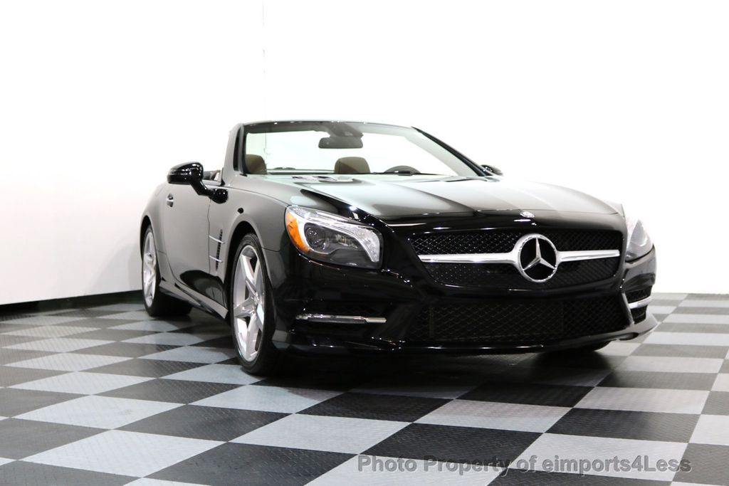 2015 Mercedes-Benz SL-Class CERTIFIED SL400 AMG Sport Package  - 17270738 - 13
