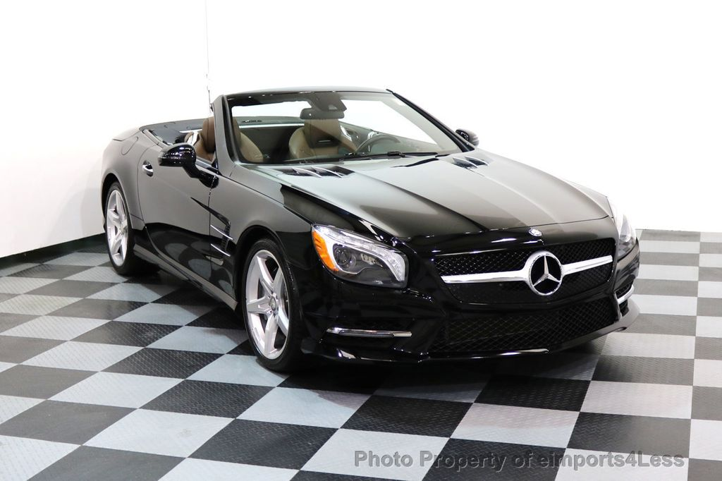 2015 Mercedes-Benz SL-Class CERTIFIED SL400 AMG Sport Package  - 17270738 - 1