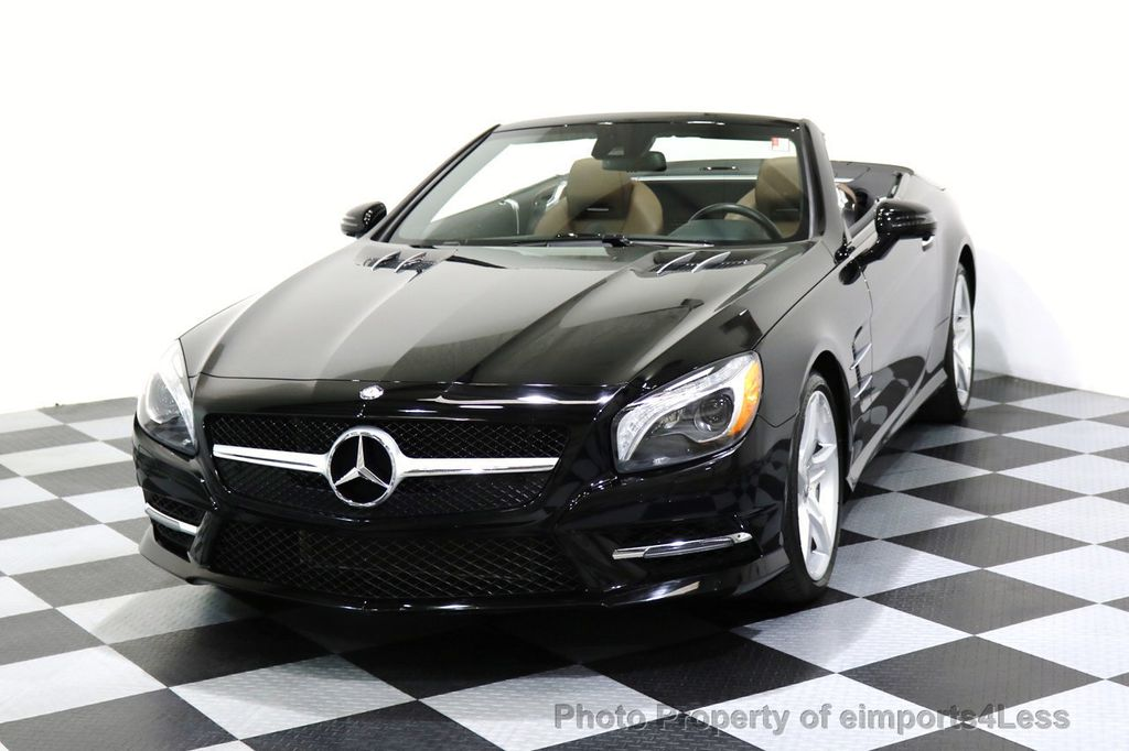 2015 Mercedes-Benz SL-Class CERTIFIED SL400 AMG Sport Package  - 17270738 - 25