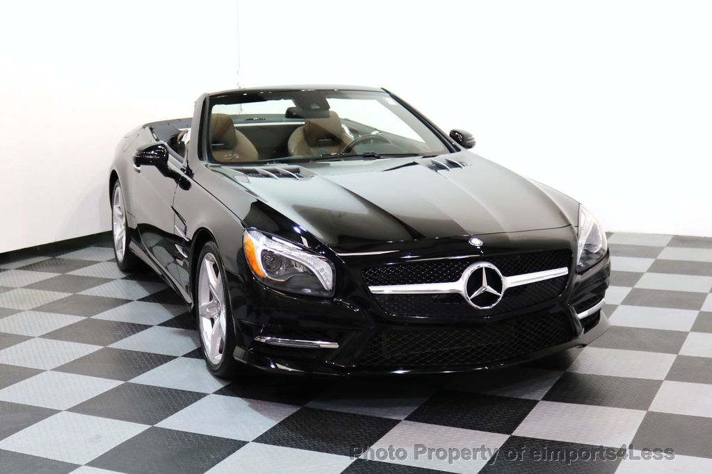 2015 Mercedes-Benz SL-Class CERTIFIED SL400 AMG Sport Package  - 17270738 - 26