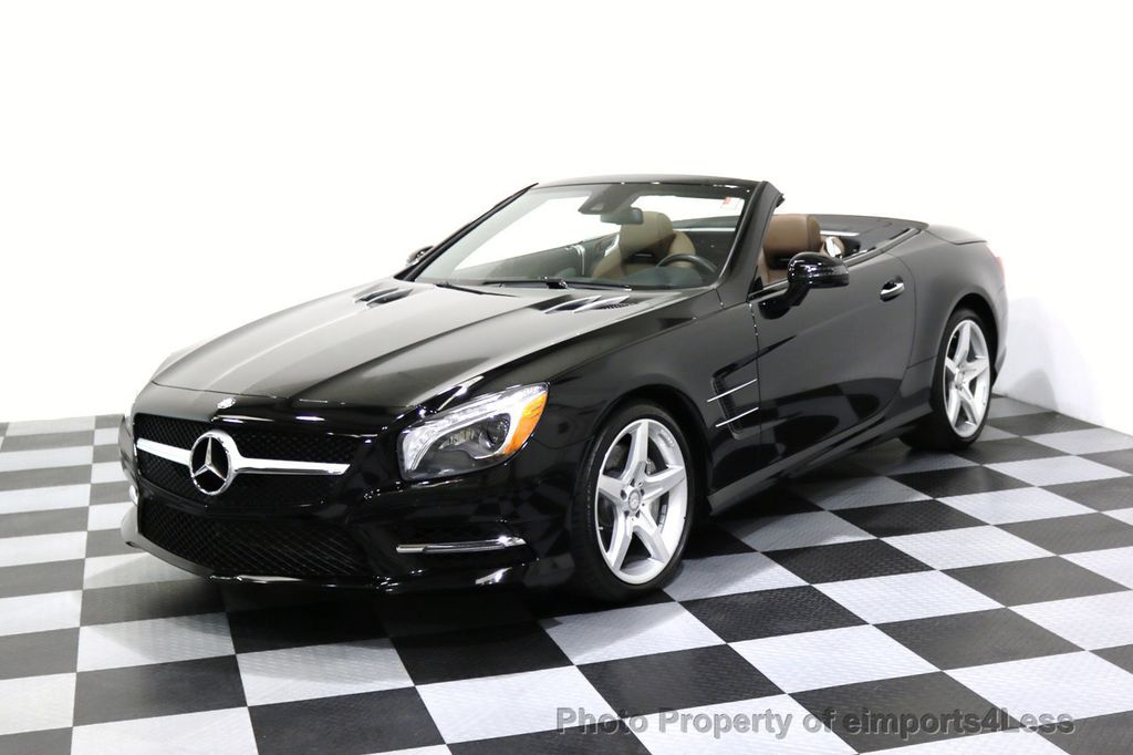 2015 Mercedes-Benz SL-Class CERTIFIED SL400 AMG Sport Package  - 17270738 - 38