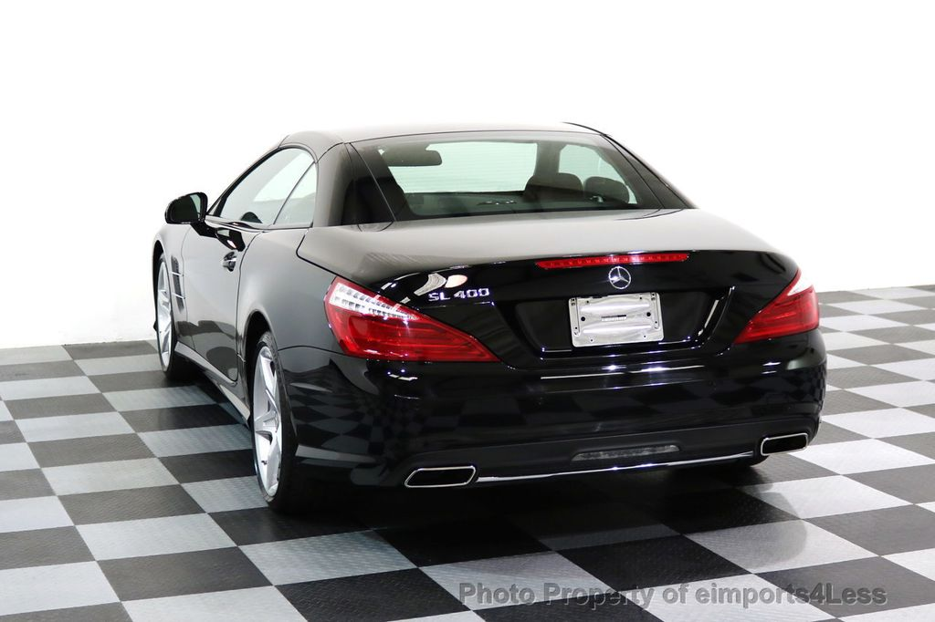 2015 Mercedes-Benz SL-Class CERTIFIED SL400 AMG Sport Package  - 17270738 - 41
