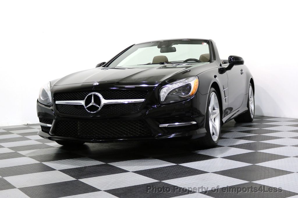 2015 Mercedes-Benz SL-Class CERTIFIED SL400 AMG Sport Package  - 17270738 - 43