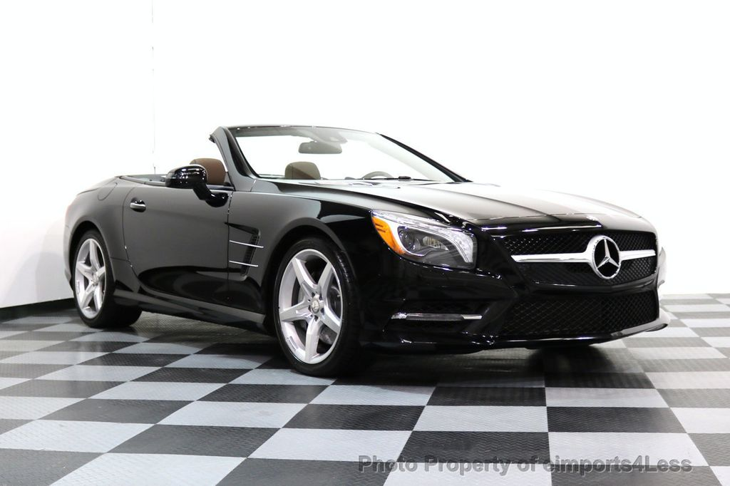 2015 Mercedes-Benz SL-Class CERTIFIED SL400 AMG Sport Package  - 17270738 - 46