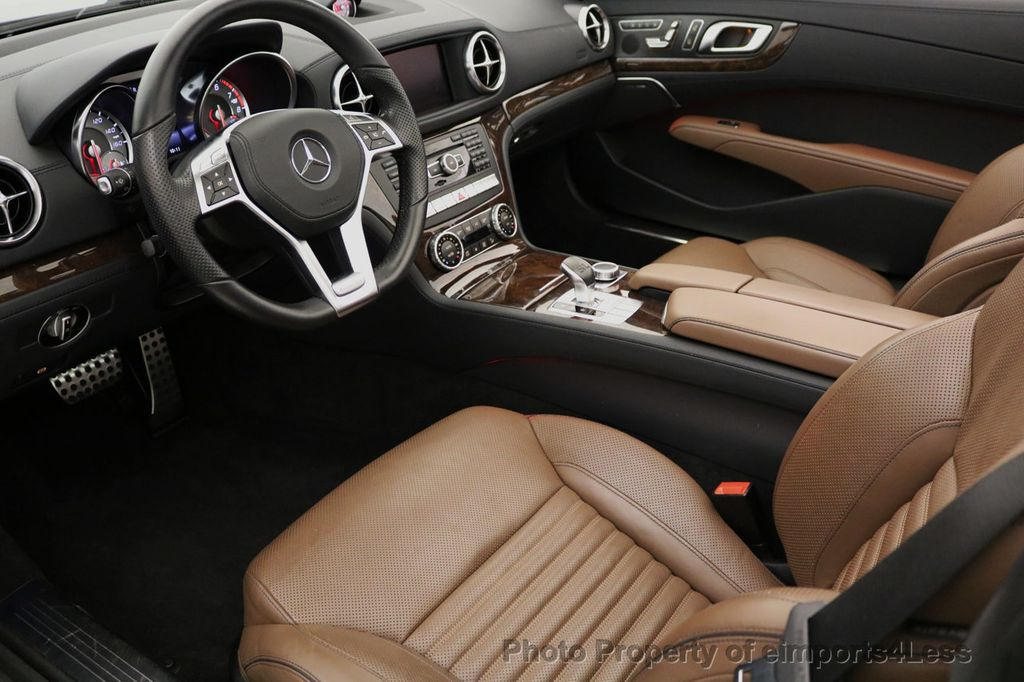 2015 Mercedes-Benz SL-Class CERTIFIED SL400 AMG Sport Package  - 17270738 - 5