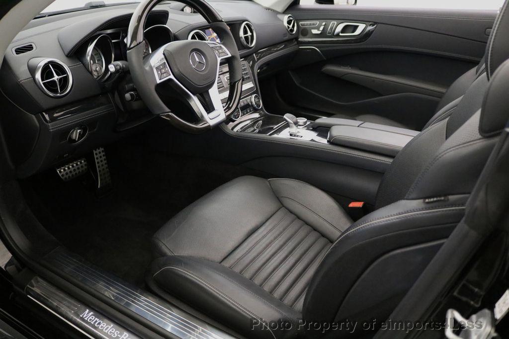 2015 Mercedes-Benz SL-Class CERTIFIED SL400 AMG Sport Package  - 17307936 - 30