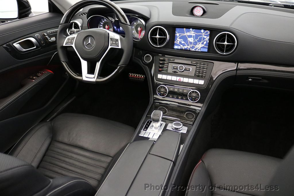 2015 Mercedes-Benz SL-Class CERTIFIED SL400 AMG Sport Package  - 17307936 - 31