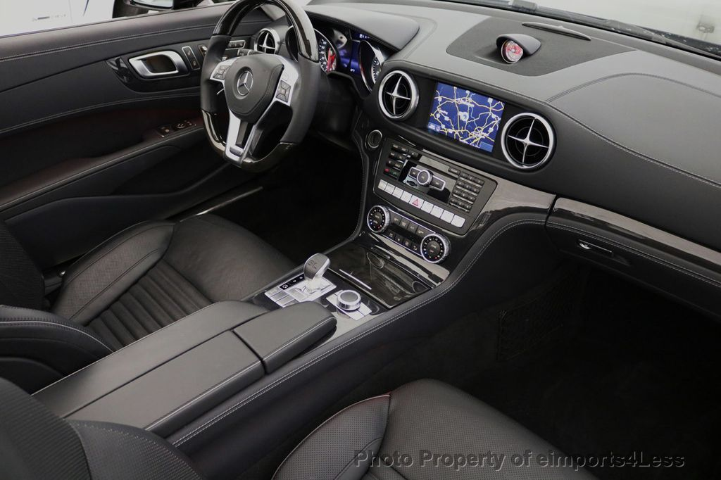2015 Mercedes-Benz SL-Class CERTIFIED SL400 AMG Sport Package  - 17307936 - 32