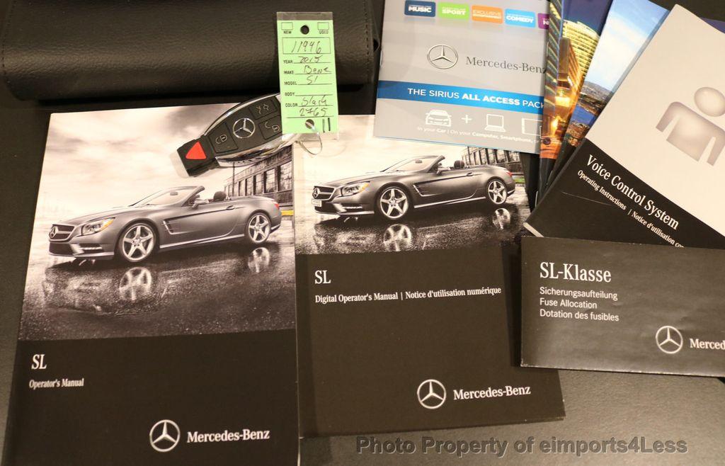 2015 Mercedes-Benz SL-Class CERTIFIED SL400 AMG Sport Package  - 17307936 - 35