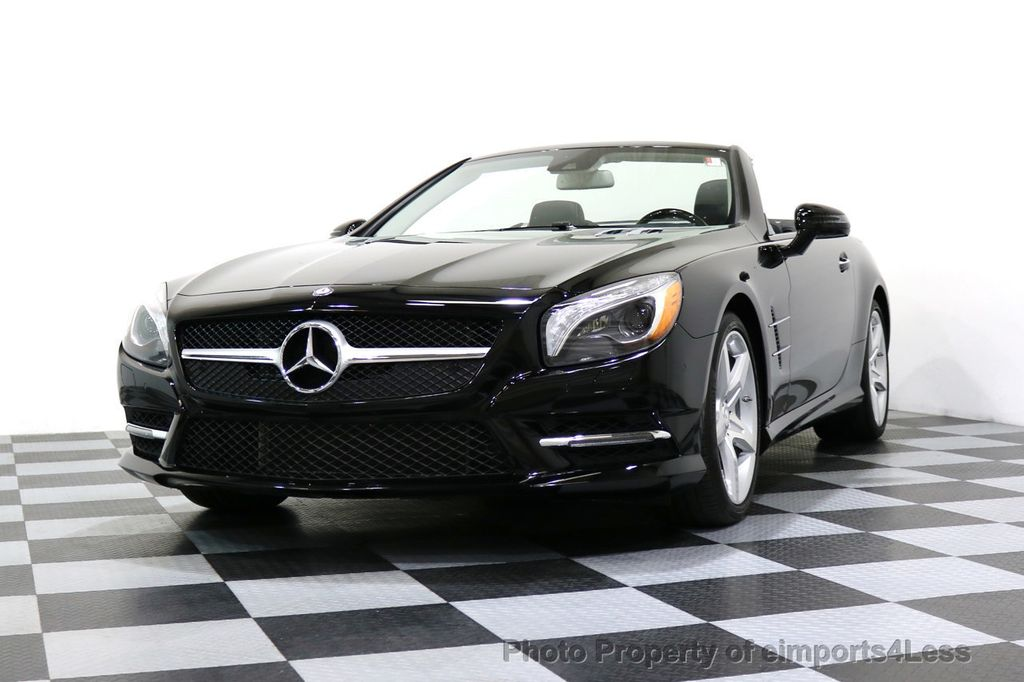 2015 Mercedes-Benz SL-Class CERTIFIED SL400 AMG Sport Package  - 17307936 - 39