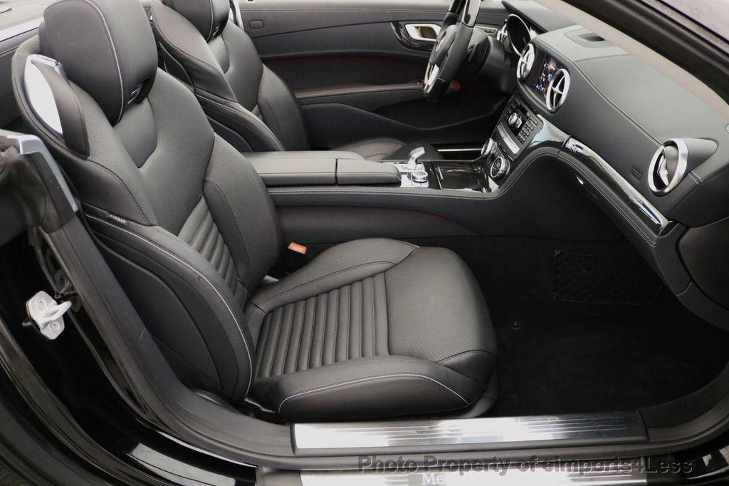 2015 Mercedes-Benz SL-Class CERTIFIED SL400 AMG Sport Package  - 17307936 - 43