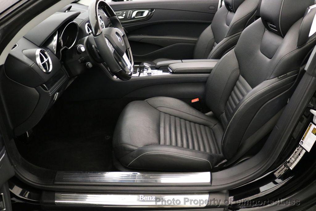 2015 Mercedes-Benz SL-Class CERTIFIED SL400 AMG Sport Package  - 17307936 - 44