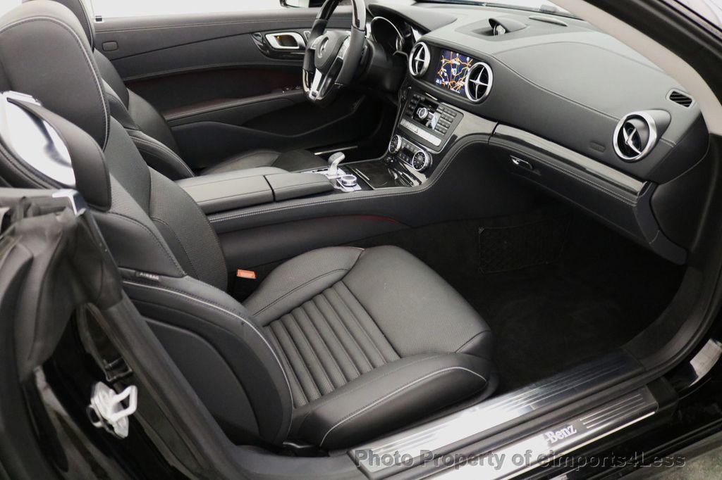 2015 Mercedes-Benz SL-Class CERTIFIED SL400 AMG Sport Package  - 17307936 - 45