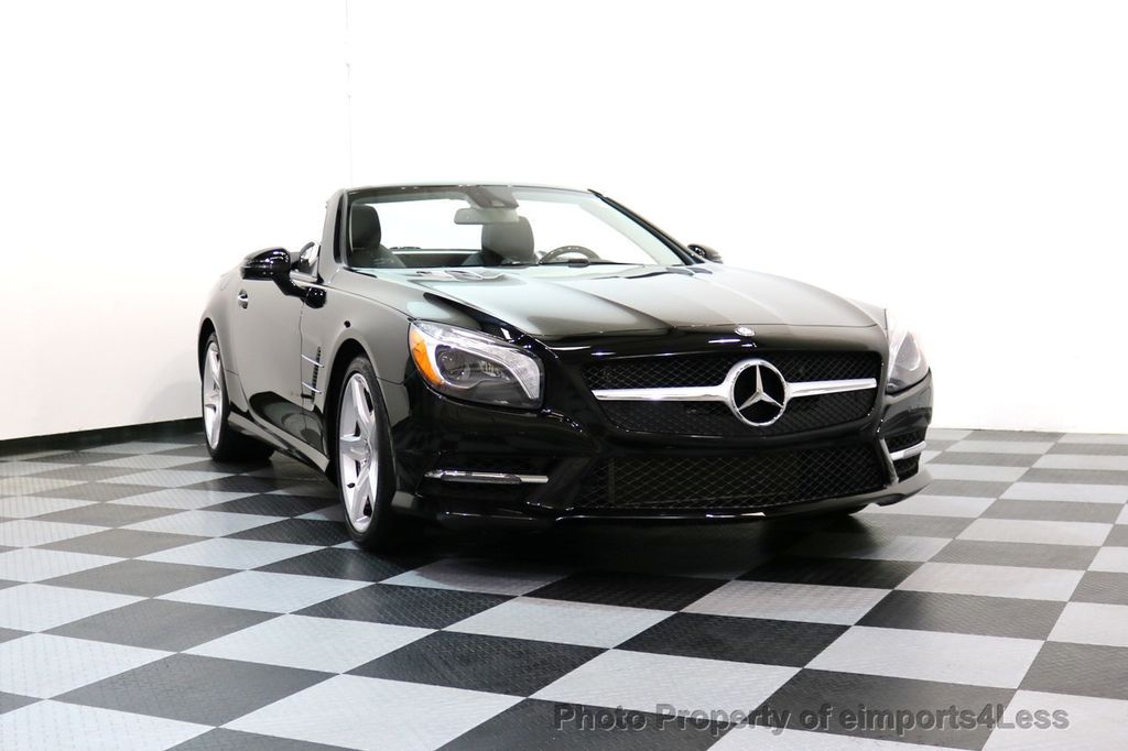 2015 Mercedes-Benz SL-Class CERTIFIED SL400 AMG Sport Package - 17365430 - 13