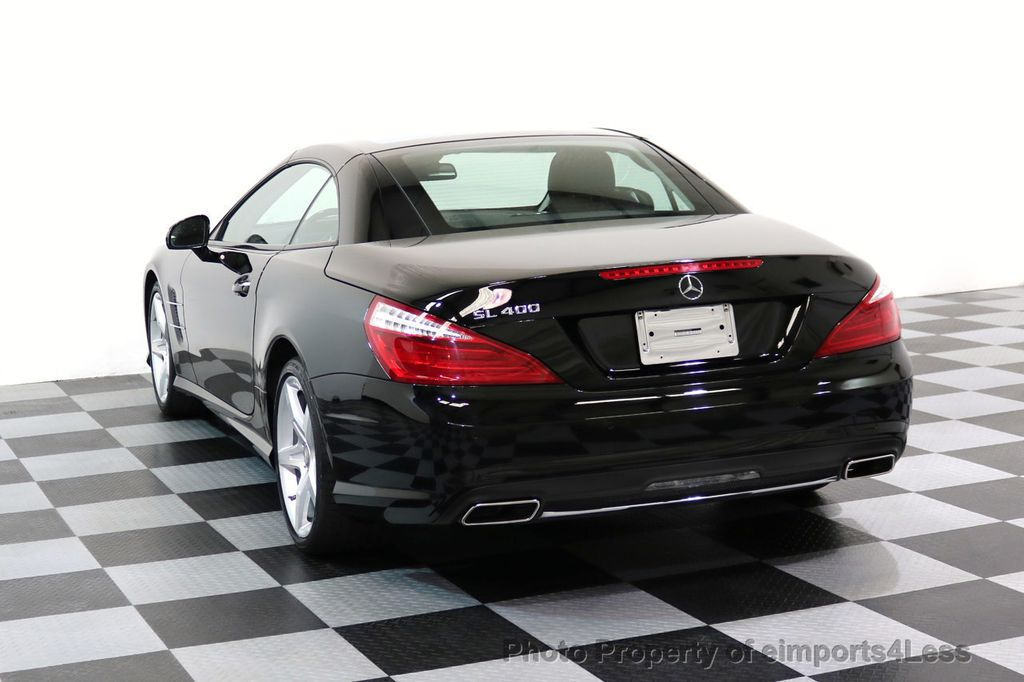 2015 Mercedes-Benz SL-Class CERTIFIED SL400 AMG Sport Package - 17365430 - 2