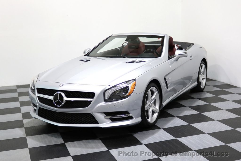 2015 used mercedes benz certified sl400 amg sport package for Certified used mercedes benz for sale
