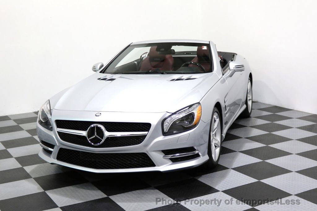 2015 Mercedes-Benz SL-Class CERTIFIED SL400 AMG Sport Package DISTRONIC - 17305830 - 12