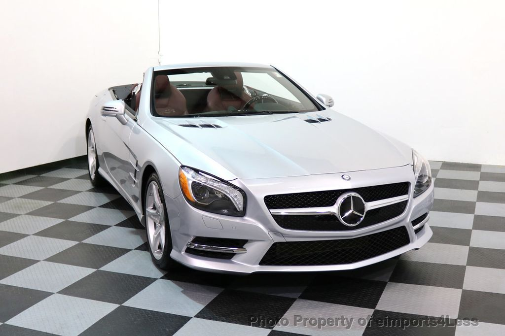 2015 Mercedes-Benz SL-Class CERTIFIED SL400 AMG Sport Package DISTRONIC - 17305830 - 13