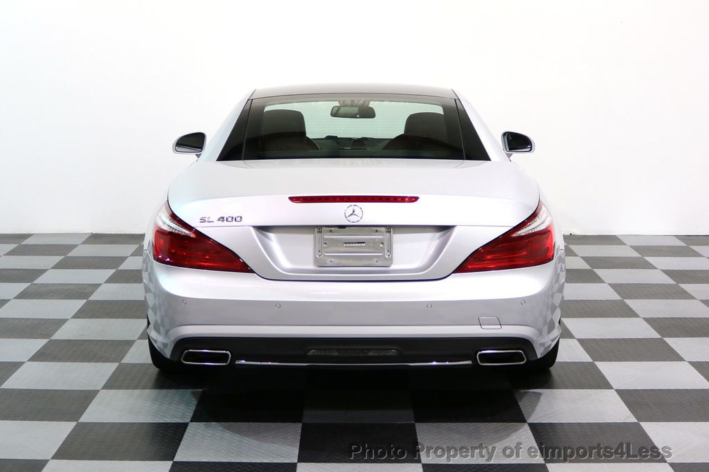 2015 Mercedes-Benz SL-Class CERTIFIED SL400 AMG Sport Package DISTRONIC - 17305830 - 15