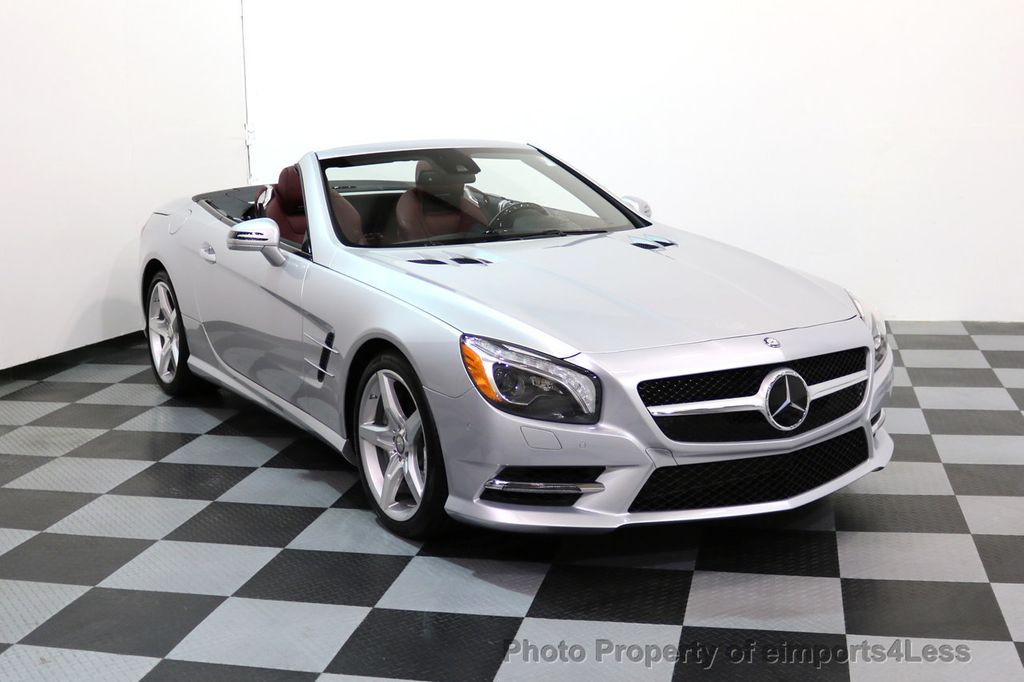 2015 Mercedes-Benz SL-Class CERTIFIED SL400 AMG Sport Package DISTRONIC - 17305830 - 1