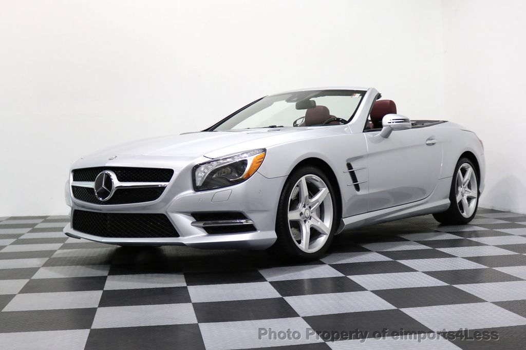 2015 Mercedes-Benz SL-Class CERTIFIED SL400 AMG Sport Package DISTRONIC - 17305830 - 25