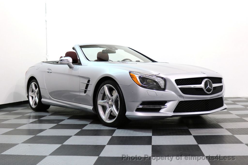 2015 Mercedes-Benz SL-Class CERTIFIED SL400 AMG Sport Package DISTRONIC - 17305830 - 26