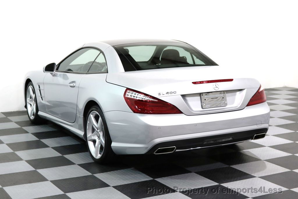 2015 Mercedes-Benz SL-Class CERTIFIED SL400 AMG Sport Package DISTRONIC - 17305830 - 2