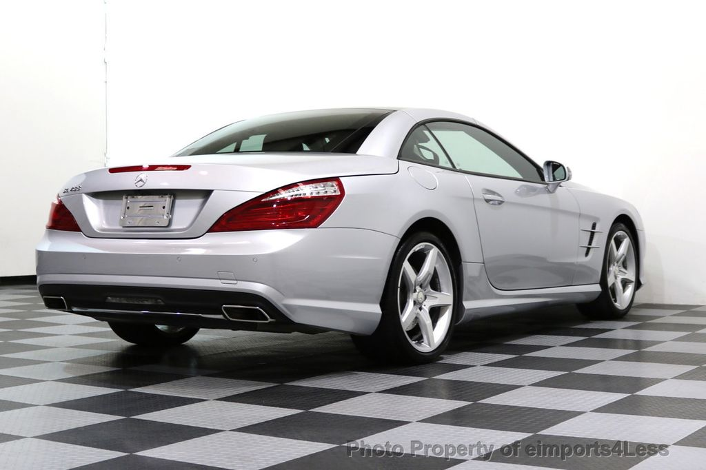 2015 Mercedes-Benz SL-Class CERTIFIED SL400 AMG Sport Package DISTRONIC - 17305830 - 29