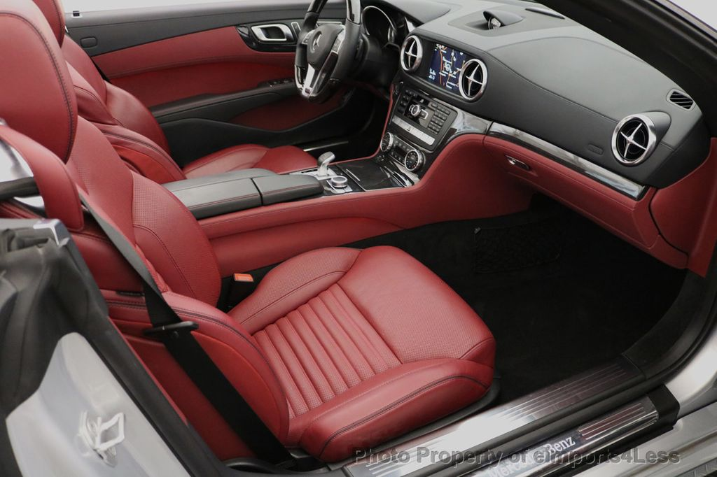 2015 Mercedes-Benz SL-Class CERTIFIED SL400 AMG Sport Package DISTRONIC - 17305830 - 32